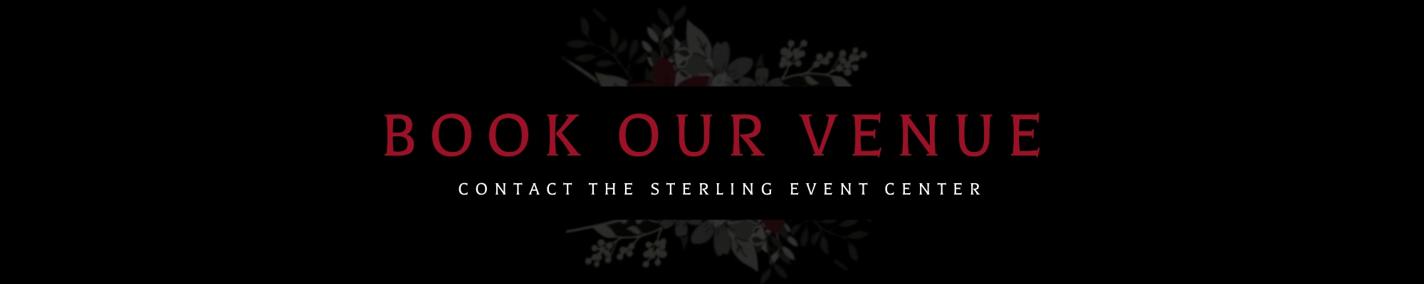 Book The Sterling Event Center